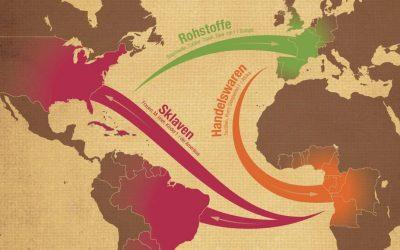 Die Verflechtungen der Schweiz mit Sklaverei und Dreieckshandel