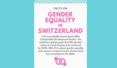 Facts on Gender Equality in Switzerland