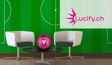 Kick it like Lucify.ch!