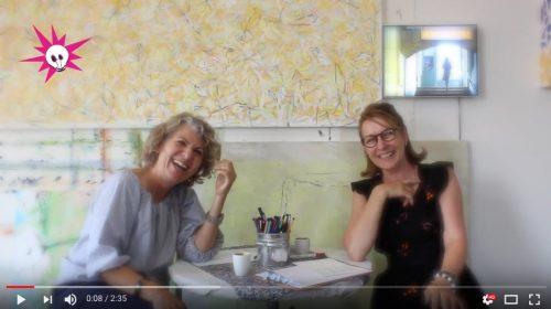 Brigitta & Caroline – Dos artistas