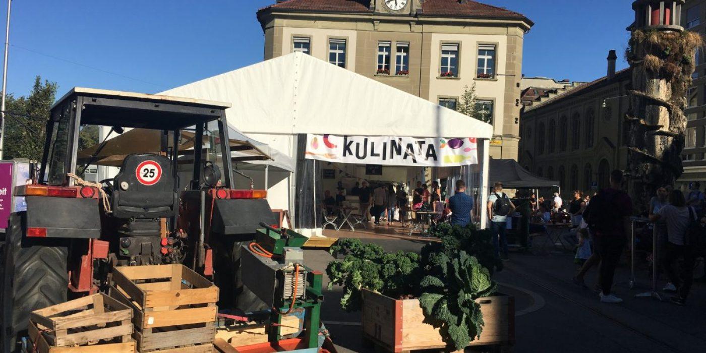 Das erste Food-Festival für nachhaltige Ernährung in Bern