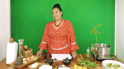 Recipes of this world: Ajiaco
