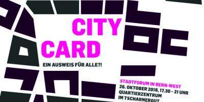Stadtforum Bern-West