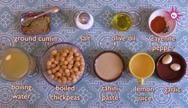 Rezepte dieser Welt: Hummus aus der Nahe Osten