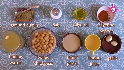 Rezepte dieser Welt: Hummus aus dem Nahe Osten