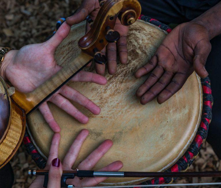 Musik und ihre Mischformen: Über eine Kindheit ohne Vorurteile