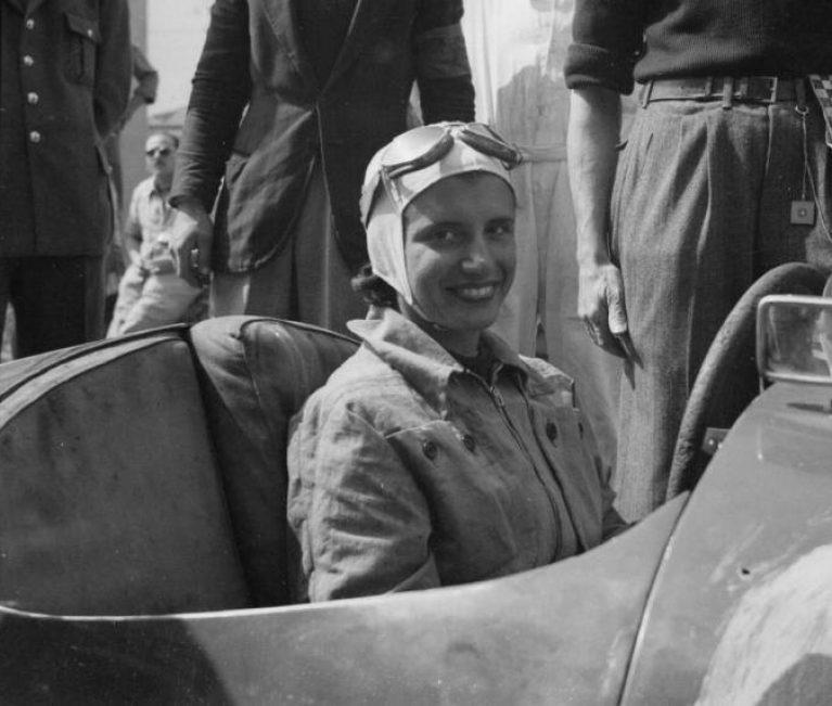 Rita Rampinelli und Weibliche Fahrerinnen