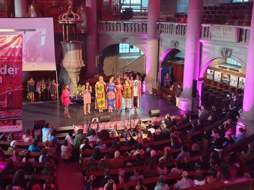 Festival der Kulturen und inklusive Mode