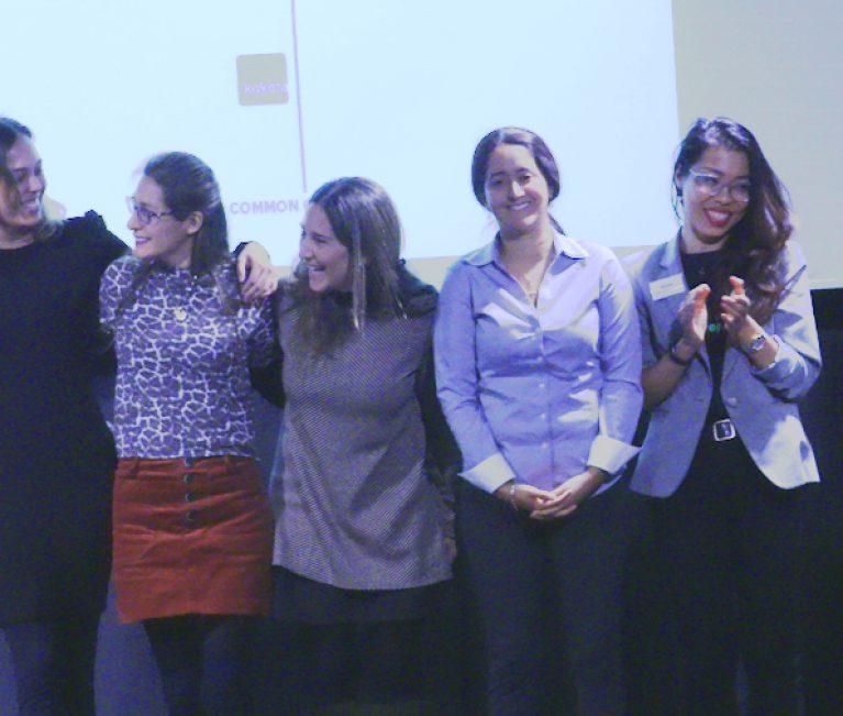 NextGen Women Entrepreneurs:  Frauen als Vorbilder stärken