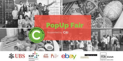 2019 Capacity's PopUp Fair and World Refugee Day Celebration