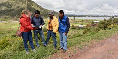 Soziales Wassermanagement in Peru