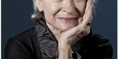 Nadja Frey: 100 Porträts