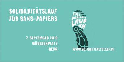 Solidaritätslauf für Sans-Papiers