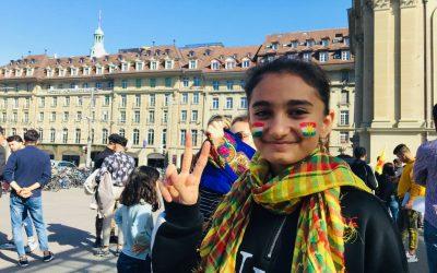 Save Rojava