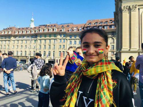 Rettet Rojava!