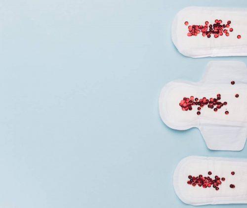 Nein zum Tabu der Menstruation