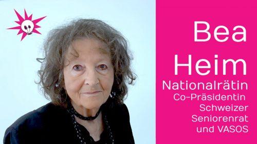 Gewalt gegen ältere Frauen