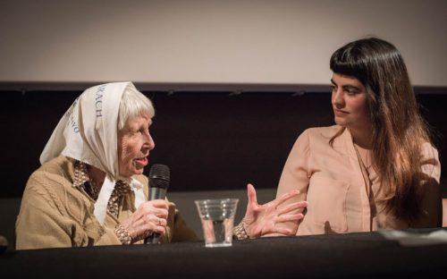 """La directora de """"Vera, nunca más el silencio"""", Manuela Irianni, presenta su documental en Suiza"""