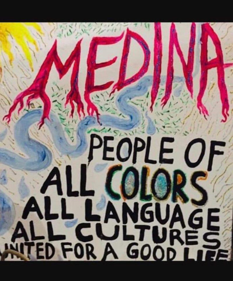 Medina- Solidarität in der Coronakrise