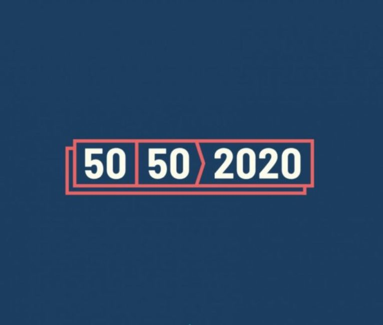 Gender parity in the film industry: 50/50 BY 2020?