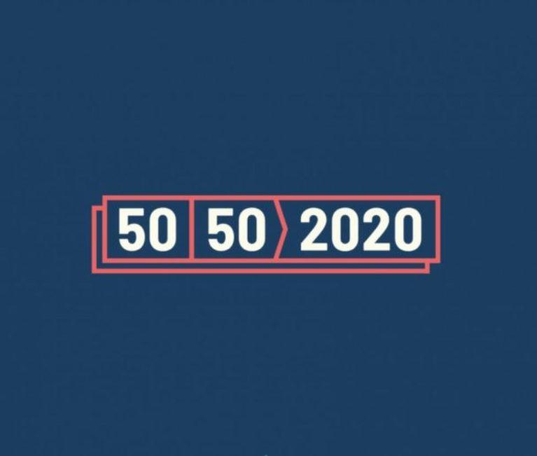 Geschlechterparität in der Filmindustrie: 50/50 bis Ende 2020?