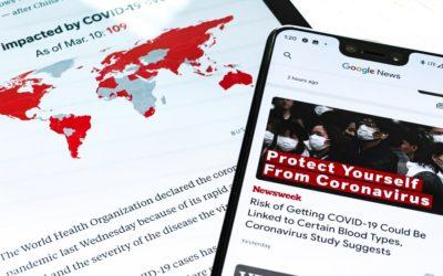 Coronavirus: l'impact économique