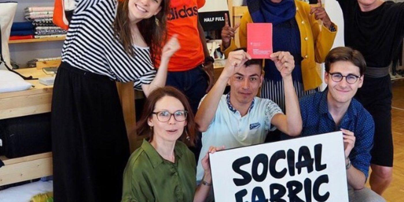 """""""Social Fabric"""": Das dreifache Modell der Nachhaltigkeit"""