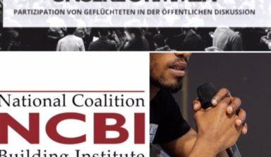 NCBI: Brücken bauen und die eigene Stimme erheben