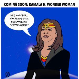 Coming soon: K. H. Wonder Woman