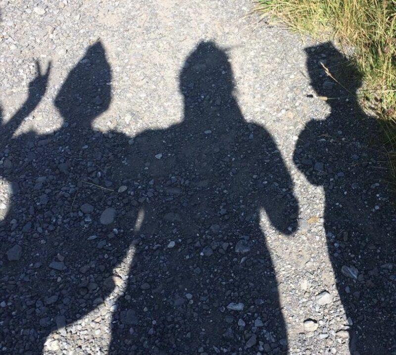 Mein Leben im Schatten