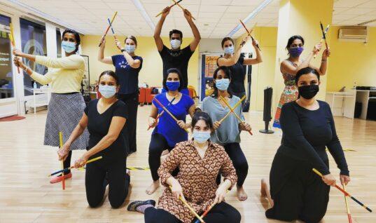 Bringing Bollywood dancing to Switzerland: Veena Bhana Steiner