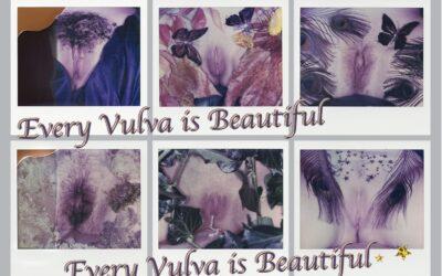 Jede Vulva ist Wunderschön