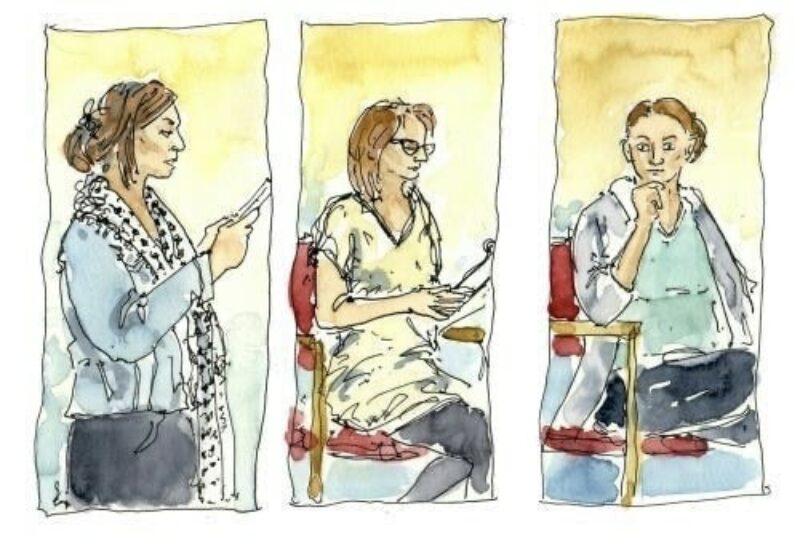 Schreiben und auftreten als Autorin mit Migrationshintergrund in der Schweiz