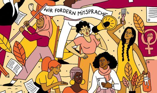 Feiern Migrantinnen auch das Jubiläum des Schweizer Frauenstimmrechts?
