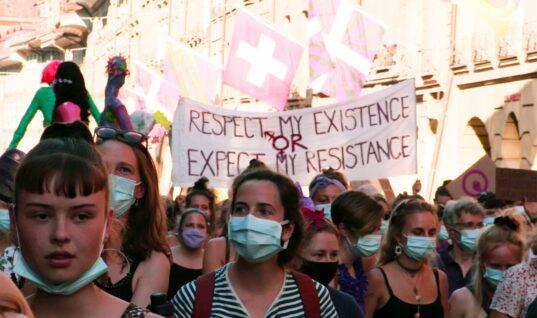 Frauenstreik – die Chance für eine echte Änderung des Systems
