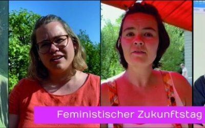 Feministischer Zukunftstag in Luzern